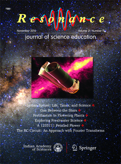 Resonance – Journal of Science Education | Indian Academy