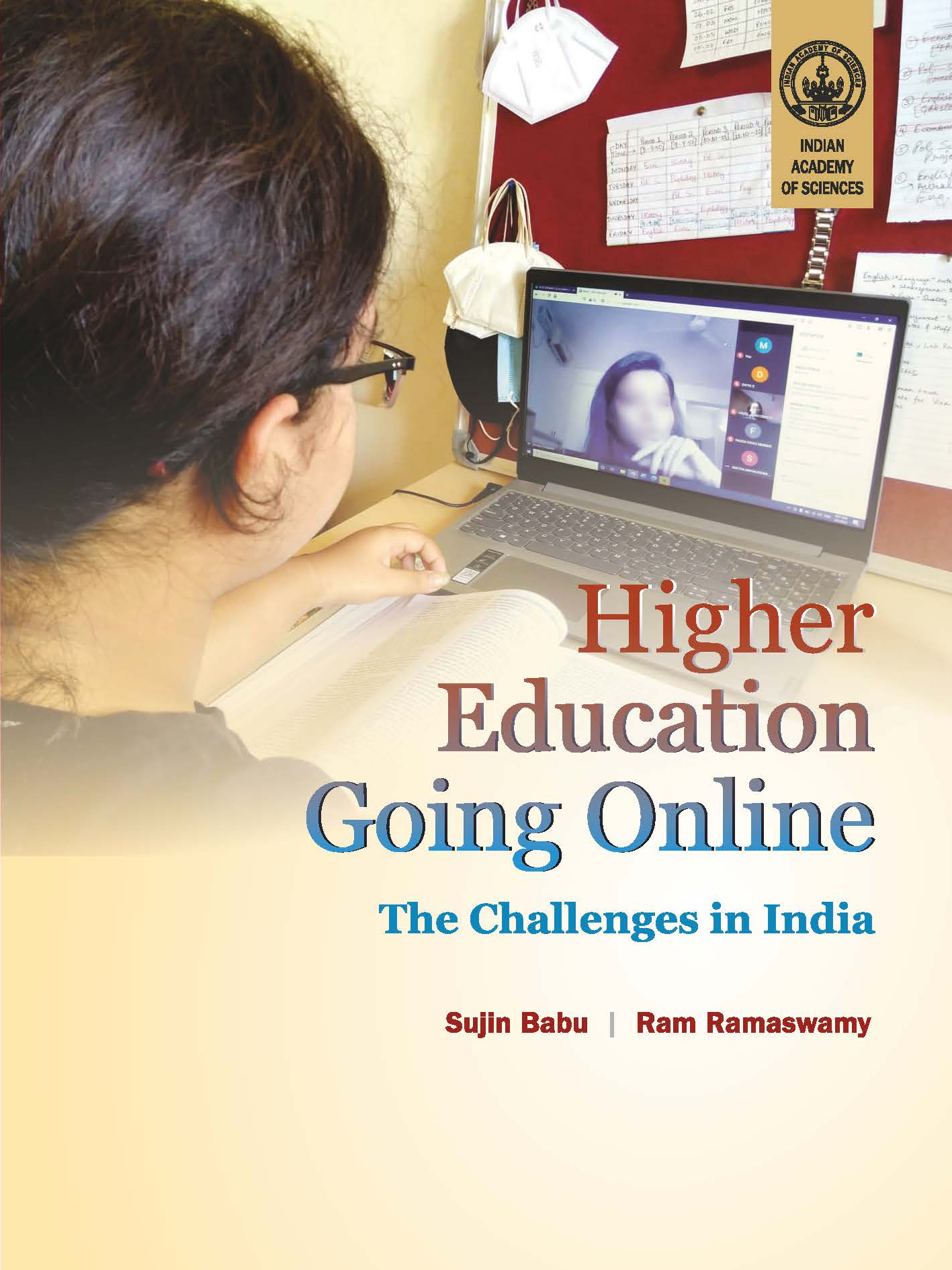 Higher Education Going Online: The Challenges in India