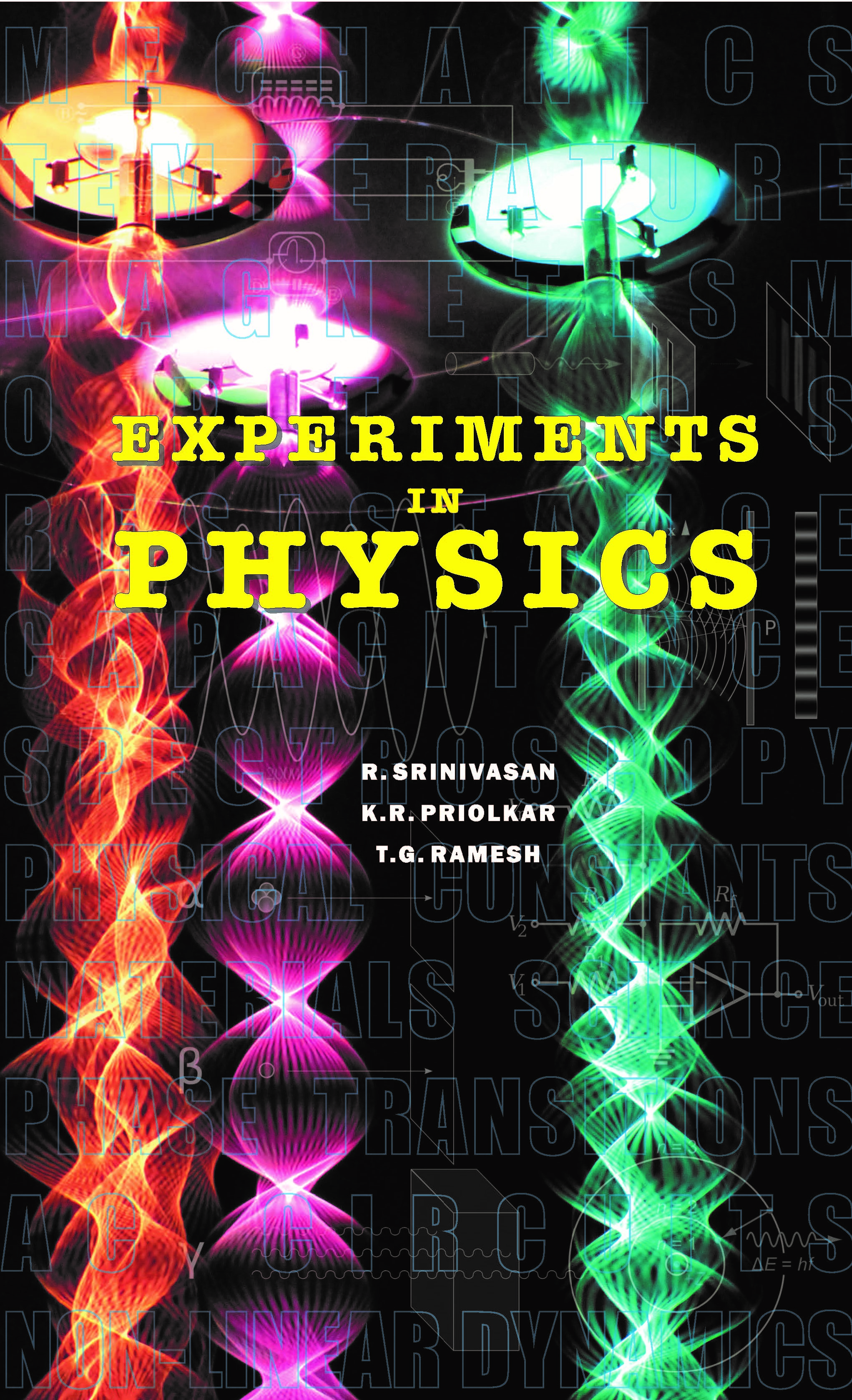 A Manual on Experiments in Physics