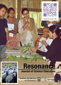Resonance – Journal of Science Education | Indian Academy of Sciences